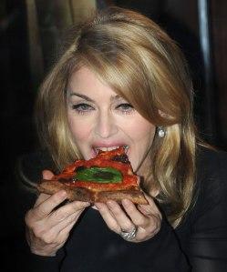 madonna pizza