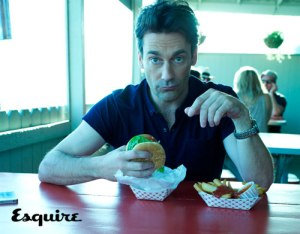 Jon-Hamm-eating-a-Burger